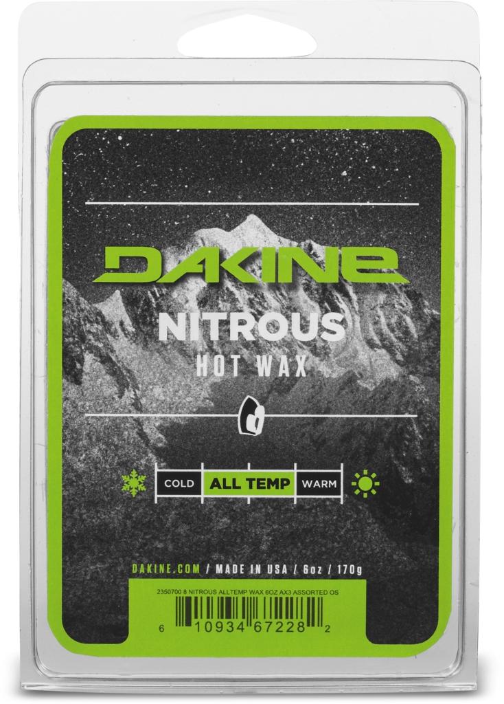 Dakine Nitrous Warm Wax Large (6 Oz) Assorted-30