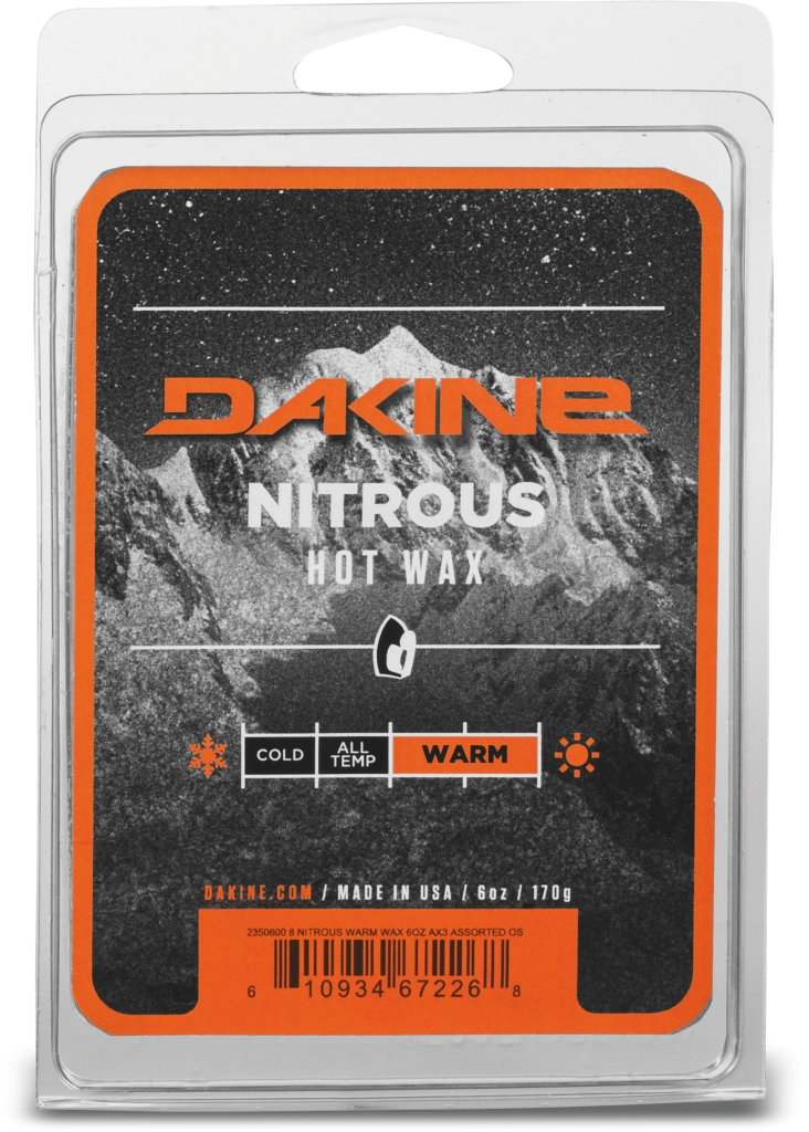 Dakine Nitrous All Temp Wax Large (6OZ) Assorted-30