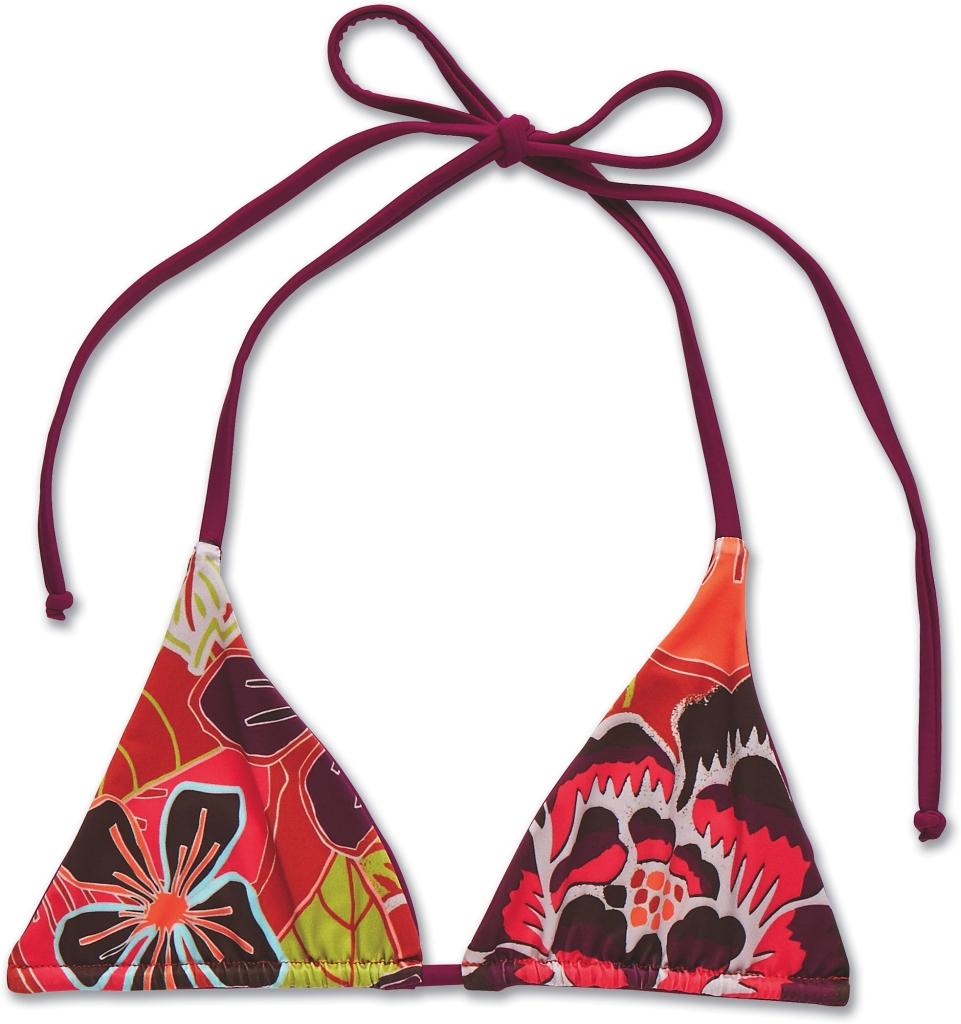 Dakine Kahoni Reversible Triangle Kimono Purple-30