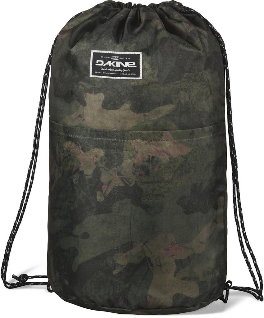 Dakine Stashable Cinchpack 19l Peat Camo-30