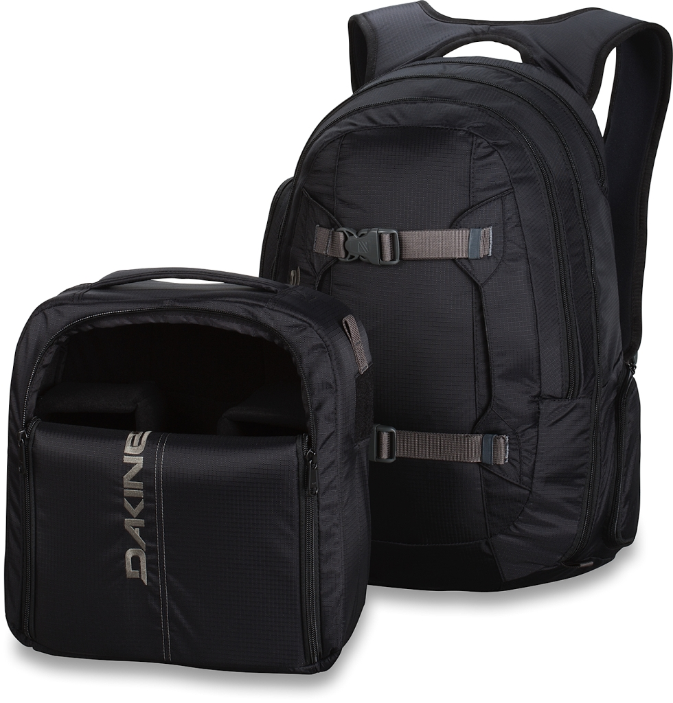 Dakine Mission Photo 25l Black-30