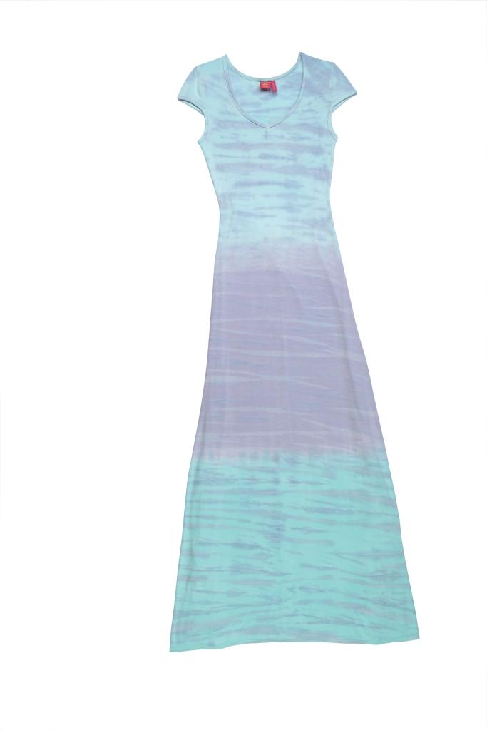 Dakine Malana Maxi Dress Sky Dye-30