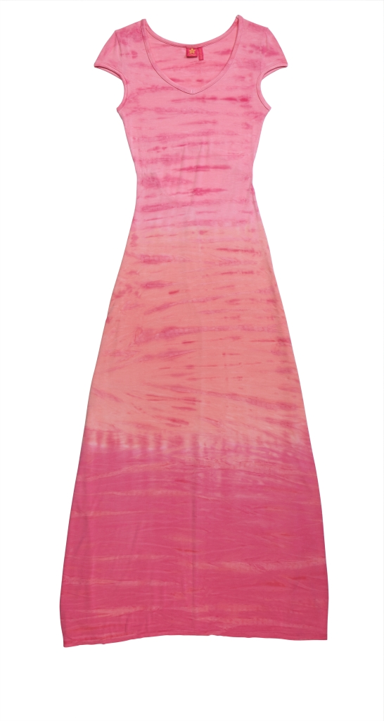 Dakine Malana Maxi Dress Sunset Dye-30