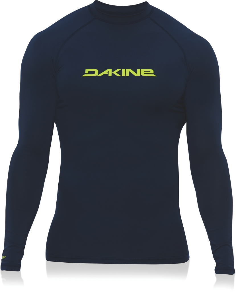 Dakine Mens Heavy Duty L/S (SNUG) Navy-30