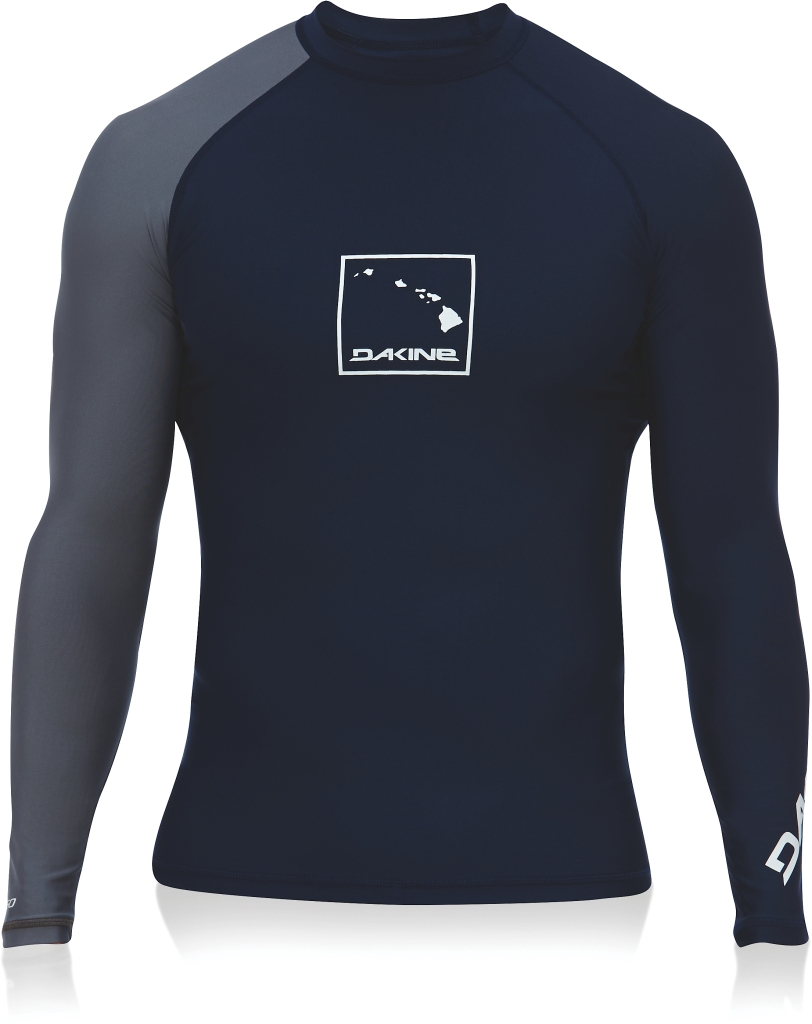 Dakine Mens Dna L/S (SNUG) Navy-30