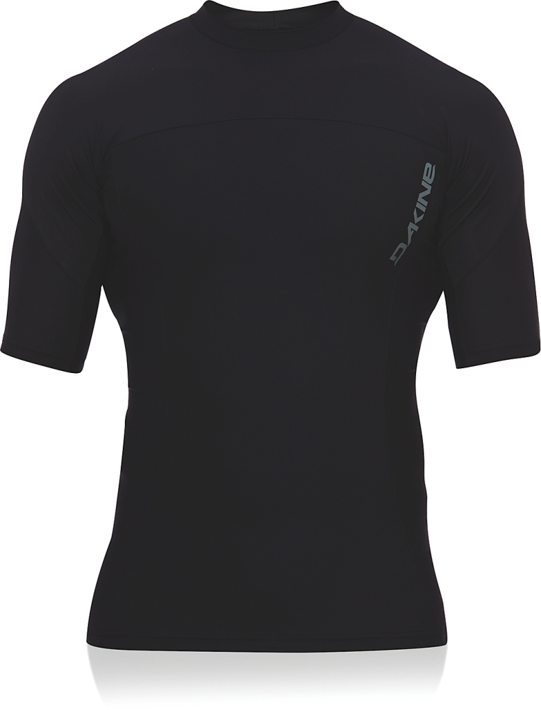 Dakine Mens Covert S/S (SNUG) Black-30