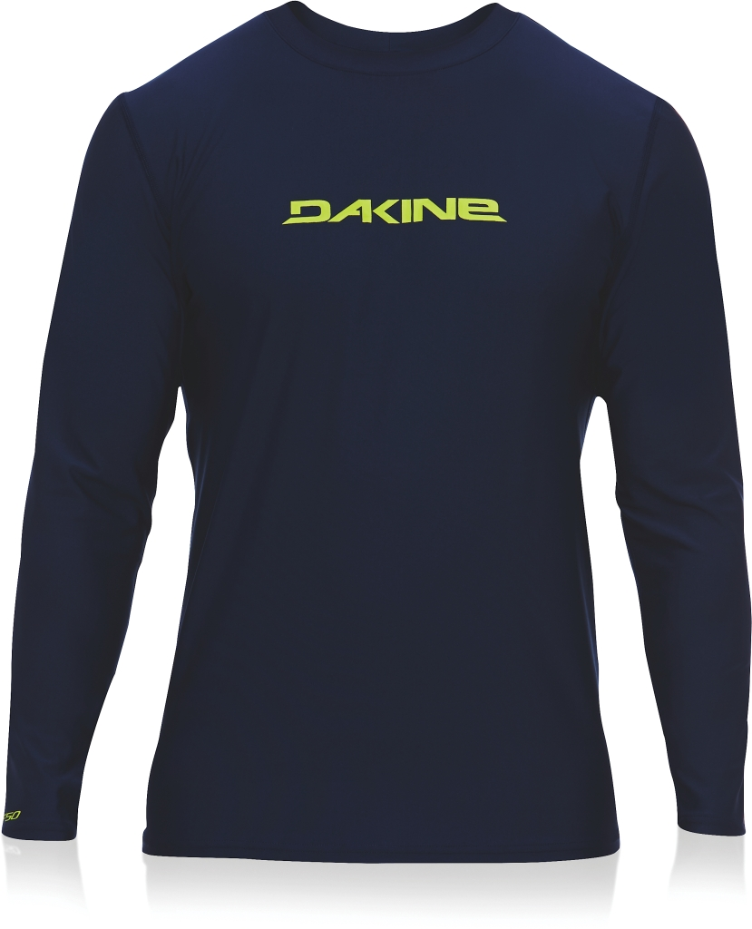 Dakine Mens Heavy Duty L/S (LOOSE) Navy-30