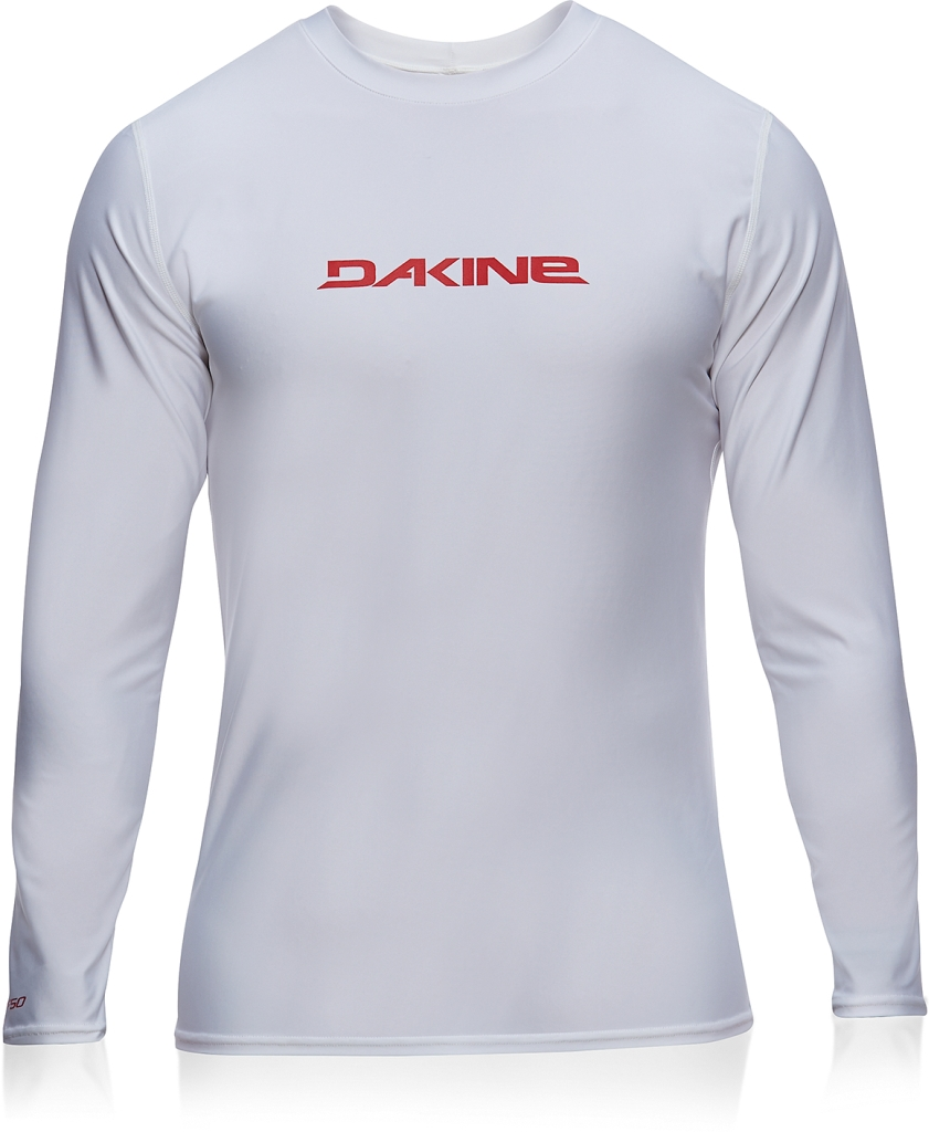 Dakine Mens Heavy Duty L/S (LOOSE) White-30