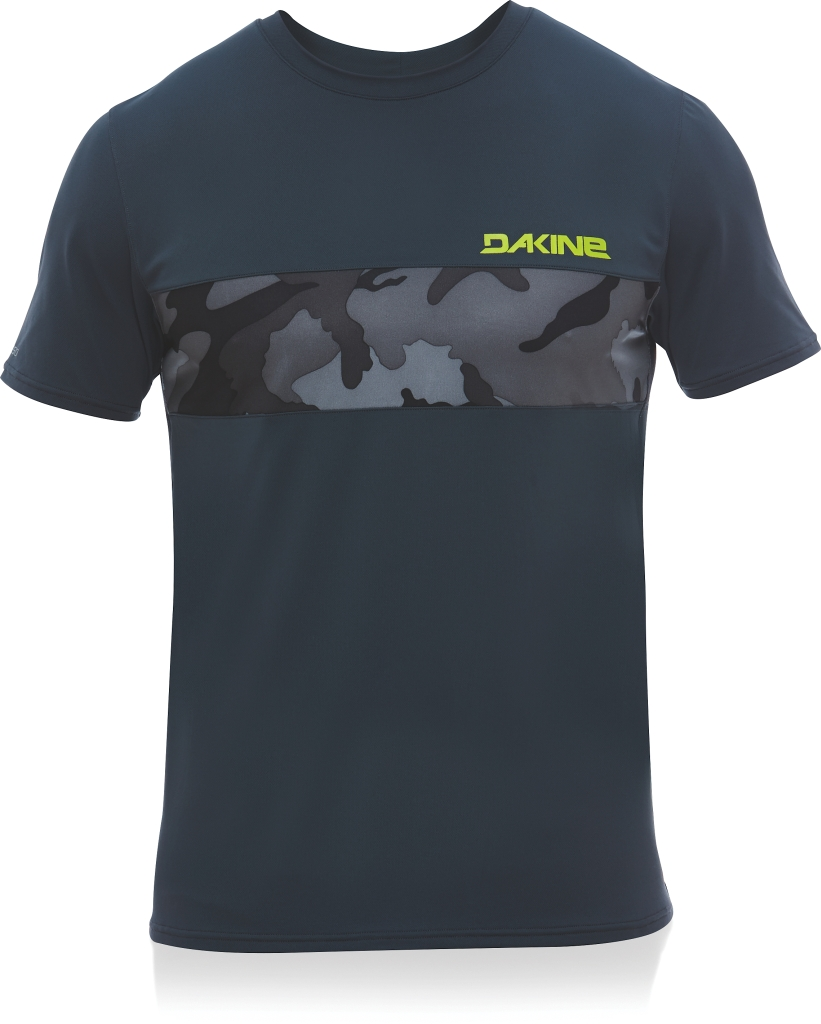 Dakine Mens Bands S/S (LOOSE) Charcoal-30