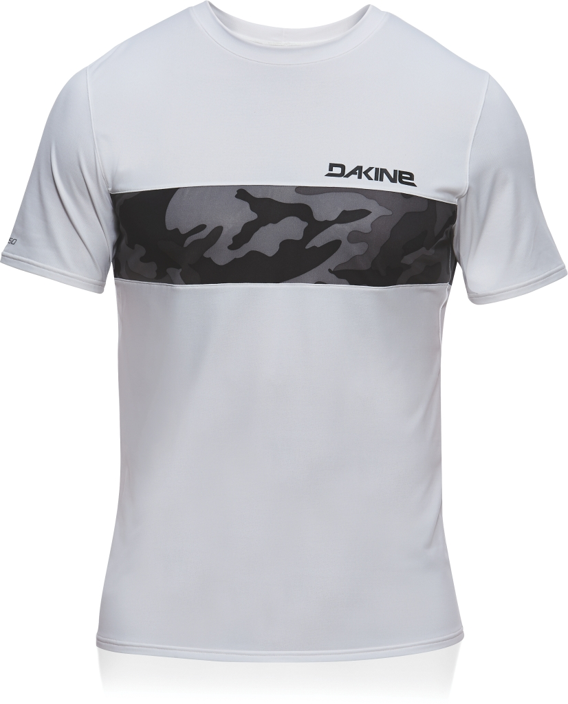 Dakine Mens Bands S/S (LOOSE) White-30