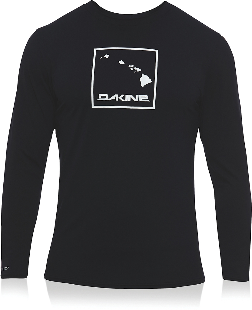 Dakine Mens H2o-Man L/S (LOOSE) Black-30