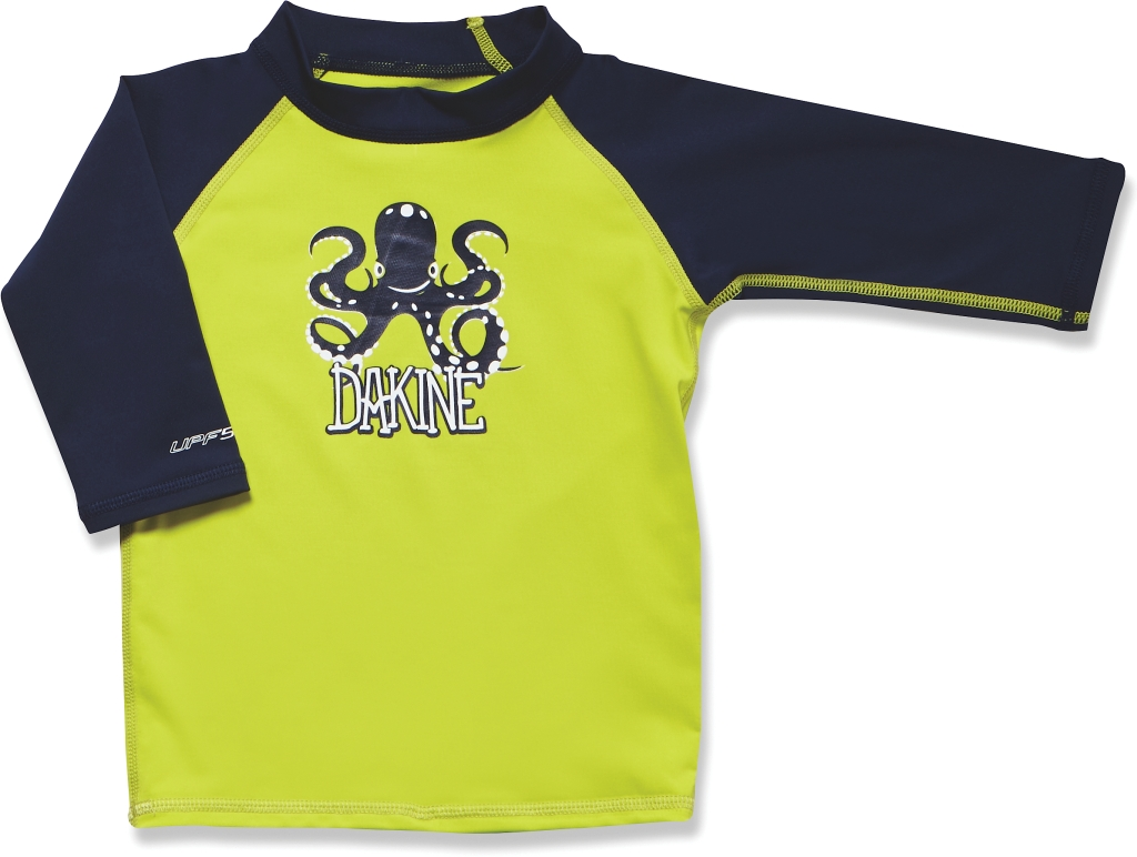 Dakine Toddler Boys 3/4 Sleeve (SNUG) Citron-30