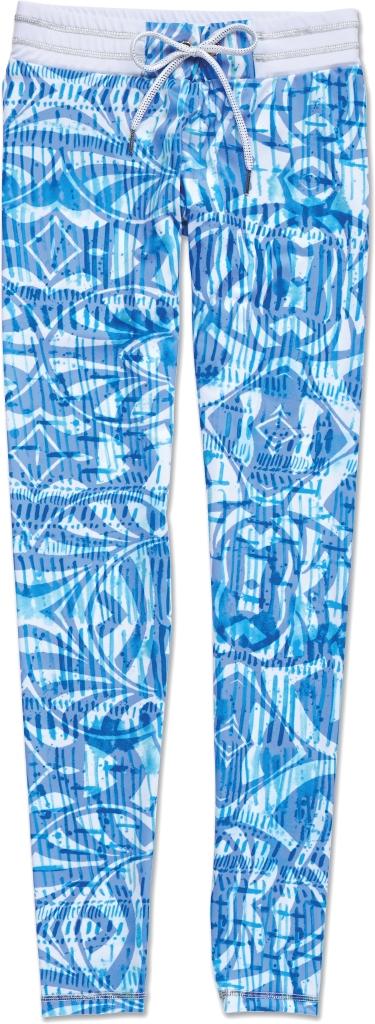 Dakine Emalia Surf Legging Tiki Blue-30