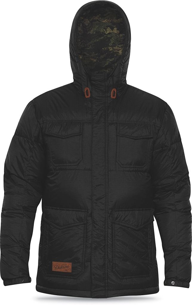Dakine Mens Fremont Down Jacket Black-30