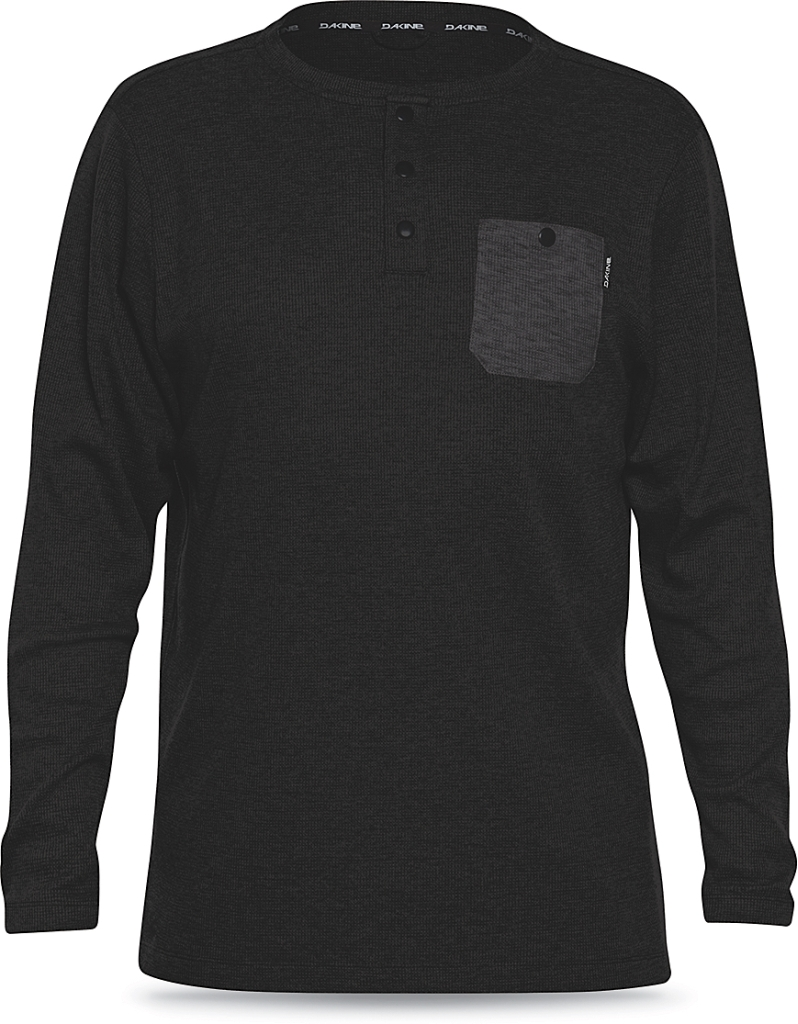 Dakine Mill Henley Black-30