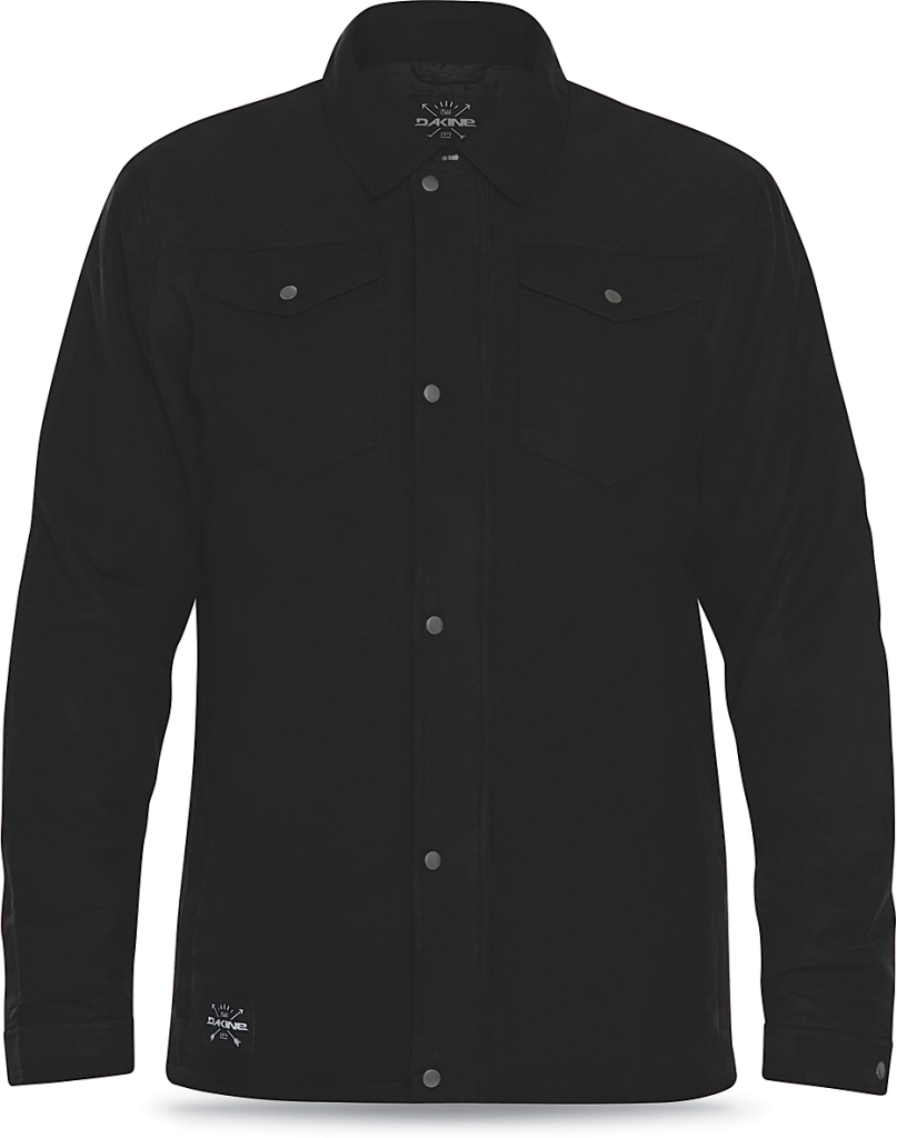 Dakine Mens Richmond Flannel Jacket Black-30