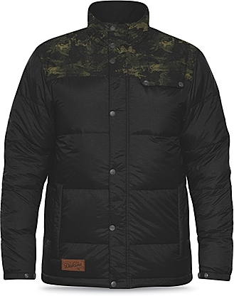 Dakine Mens Sherwin Down Jacket Black-30