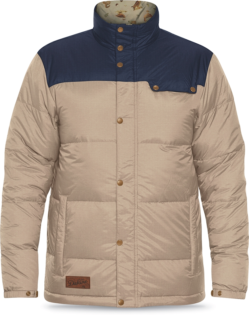 Dakine Mens Sherwin Down Jacket Dune-30