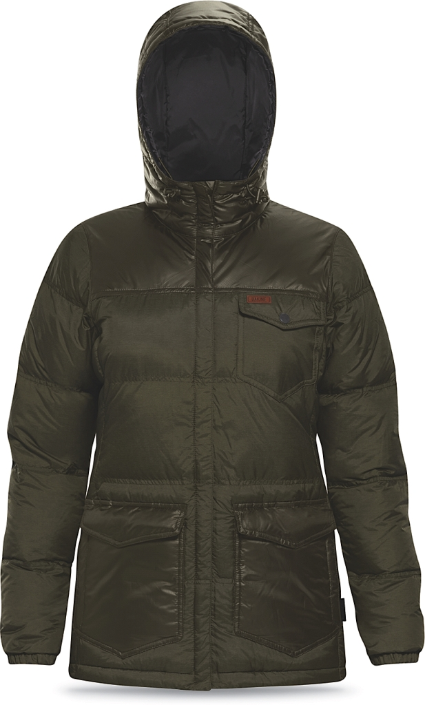 Dakine Womens Lolo Down Jacket Jungle-30
