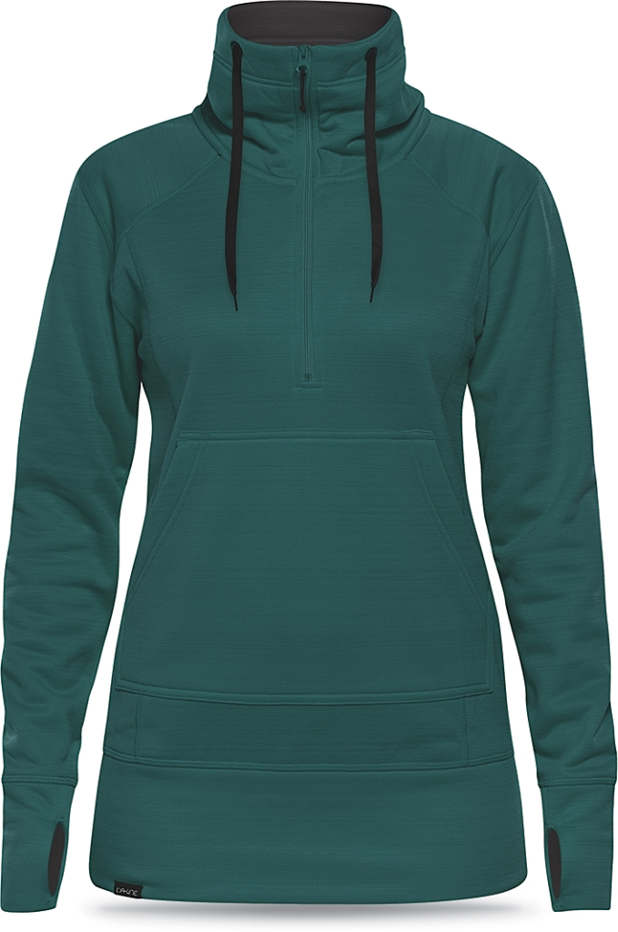 Dakine Meadow 1/4 Zip Slate Teal-30