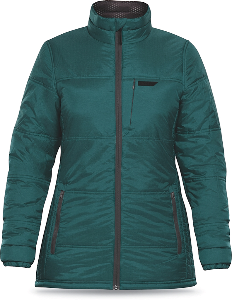 Dakine Womens Pinebrook Jacket Slate Teal-30