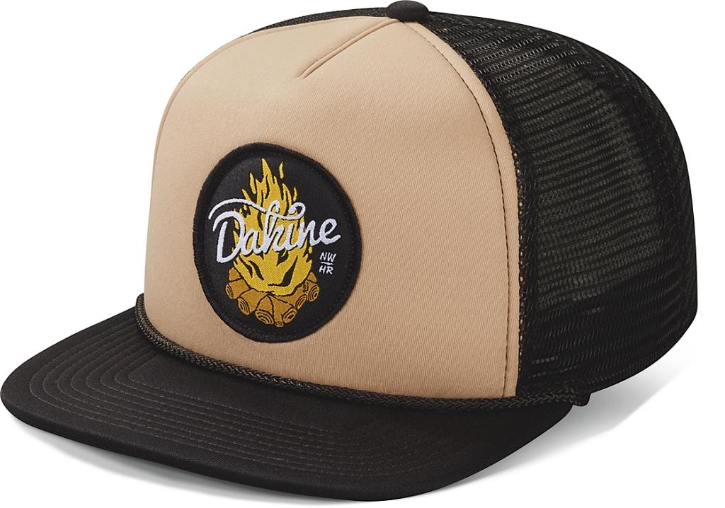 Dakine Campfire Trucker Buckskin / Black-30