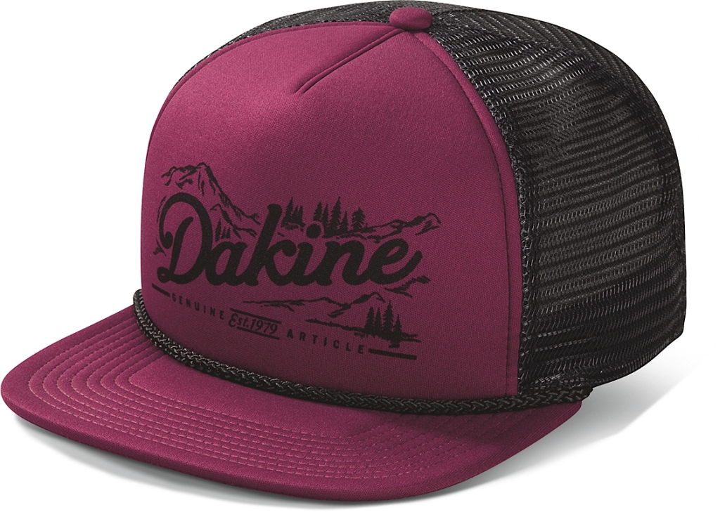 Dakine Mountain Trucker Garnet-30