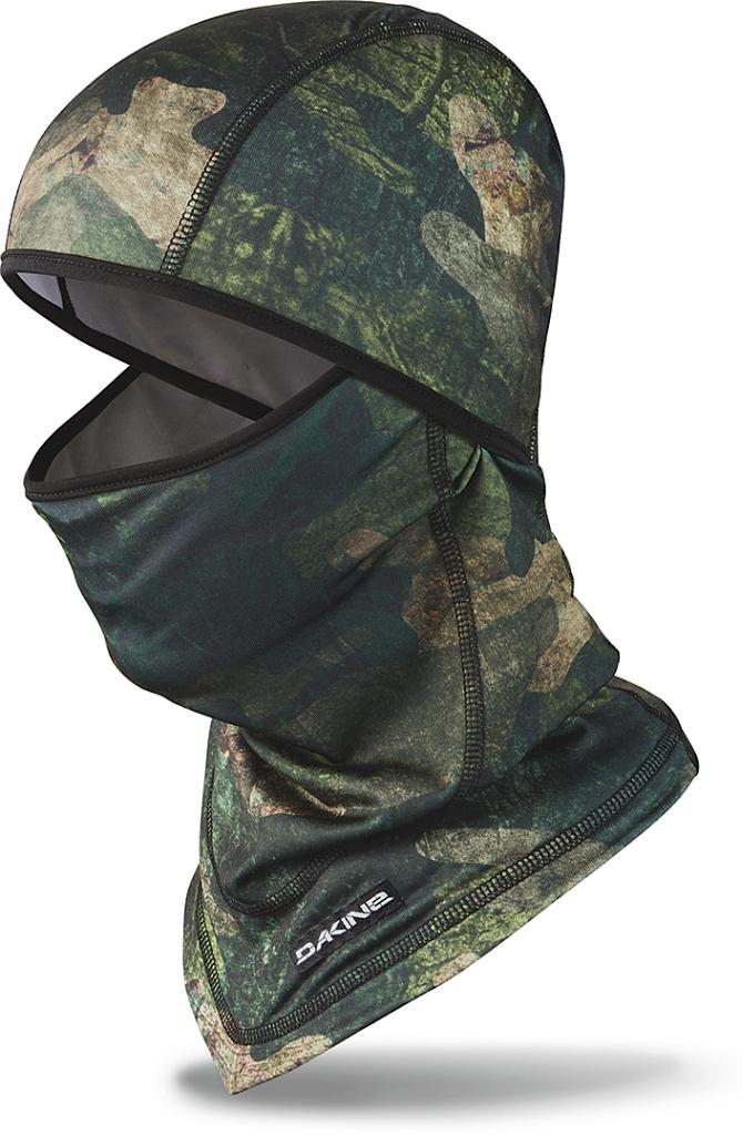 Dakine Ninja Balaclava Peat Camo-30