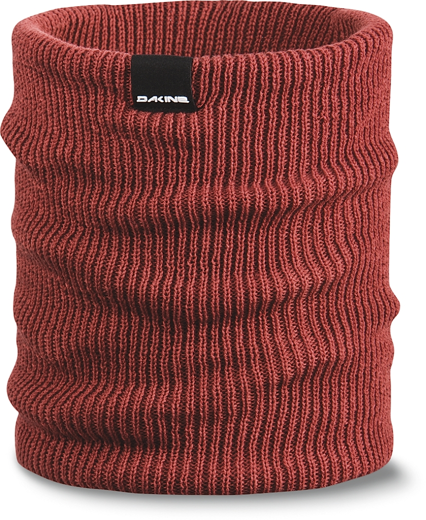 Dakine Tall Boy Neck Gaiter Brick-30