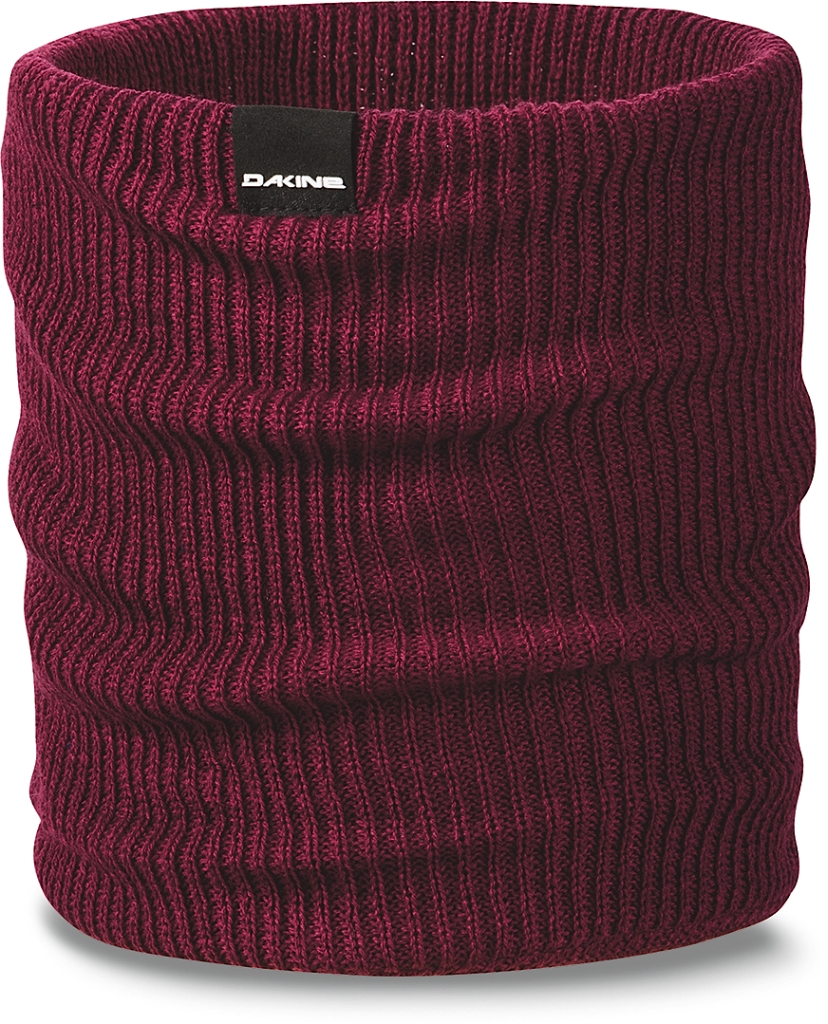 Dakine Tall Boy Neck Gaiter Rosewood-30