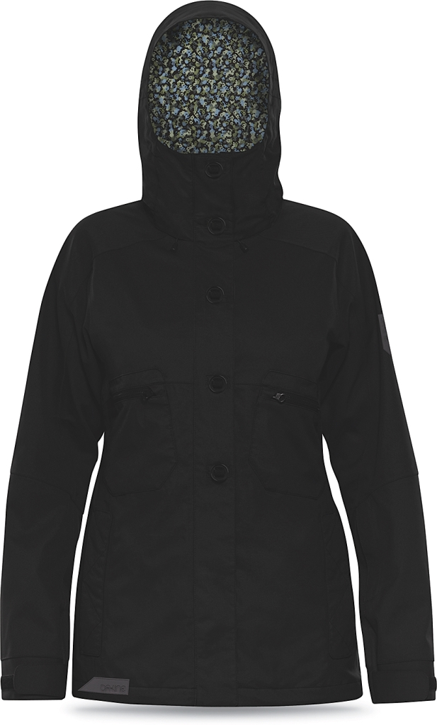 Dakine Womens Northlands Jacket Black-30