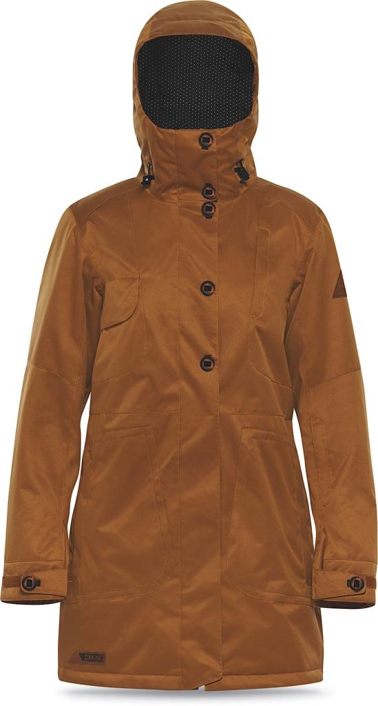 Dakine Womens Kenton Jacket Buckskin-30