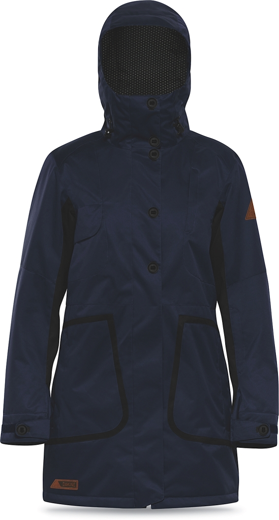 Dakine Womens Lowell Jacket Black-30