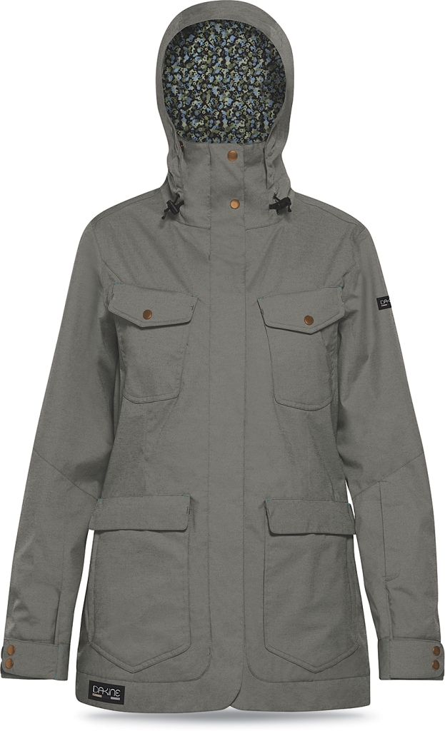 Dakine Womens Canyons Jacket Jungle-30