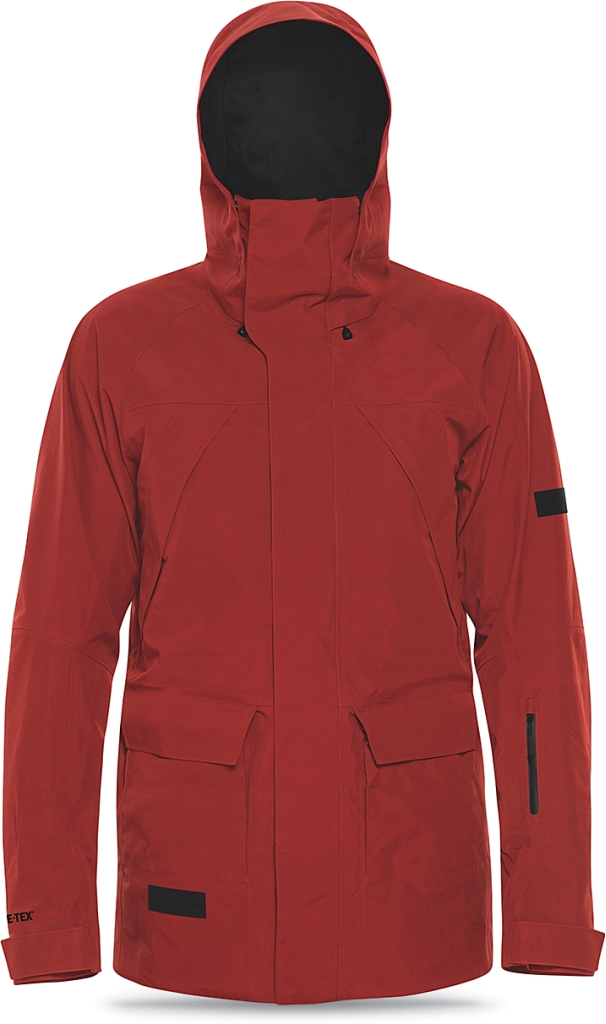 Dakine Mens Mercer Jacket Brick-30