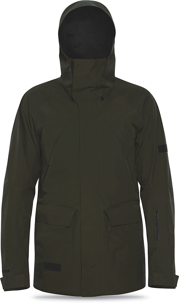 Dakine Mens Mercer Jacket Jungle-30