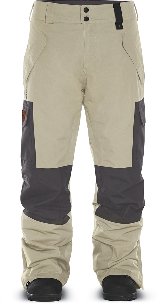 Dakine Mens Woodland Full Cargo Pant Putty / Shadow-30