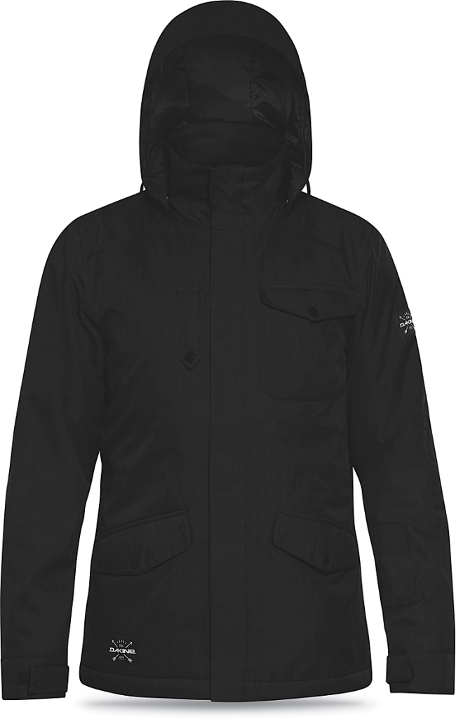 Dakine Mens Intruder Jacket Black-30