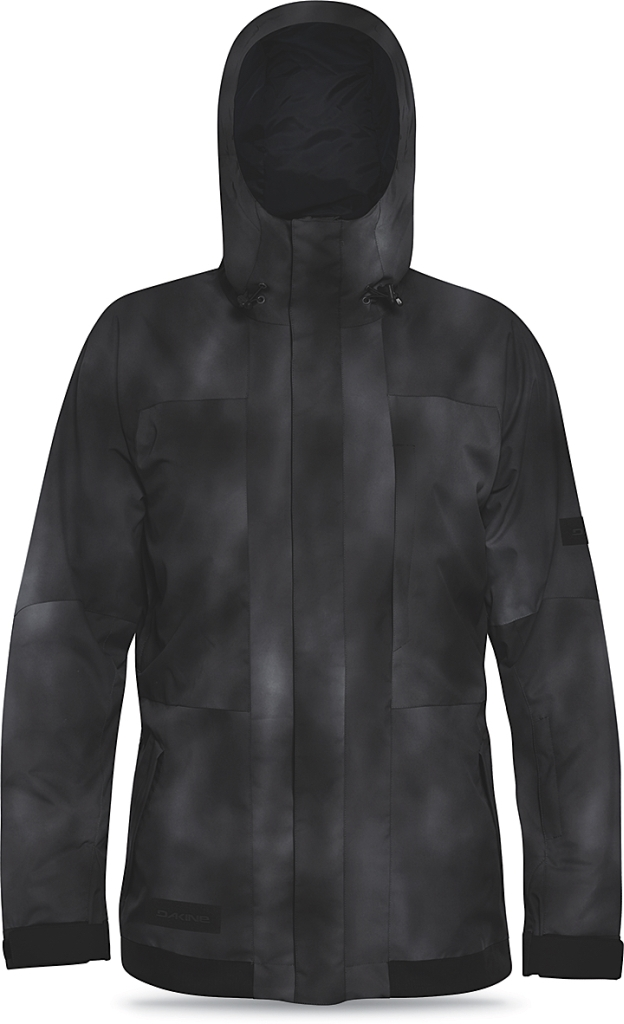 Dakine Mens Incline Jacket Smoke / Black-30