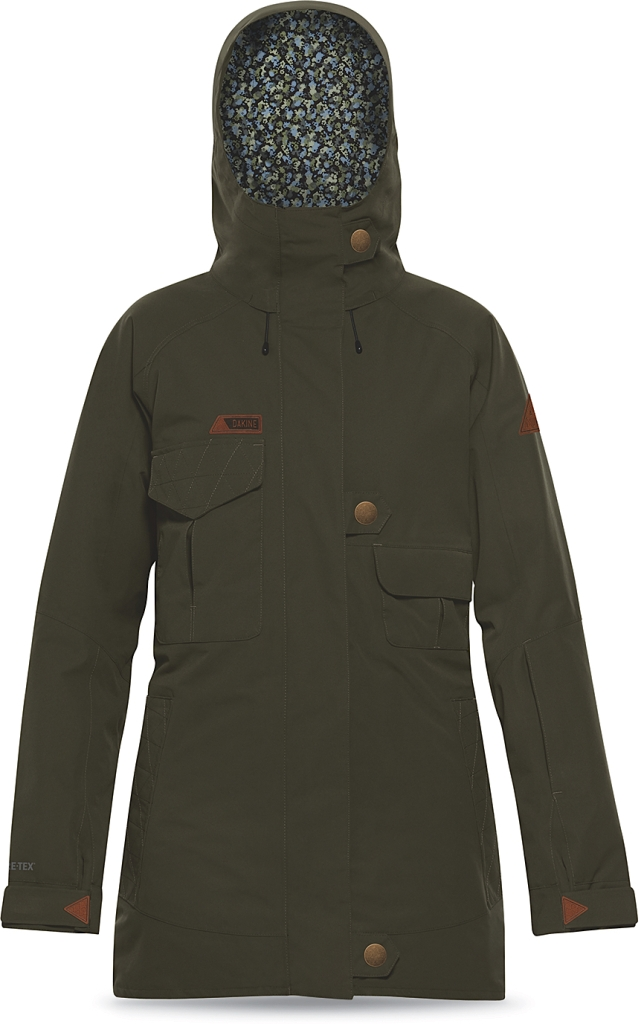 Dakine Womens Linnton Jacket Jungle-30