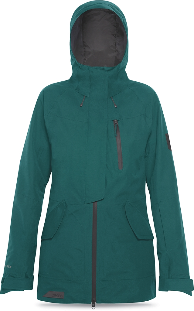 Dakine Womens Redmond Jacket Slate Teal-30