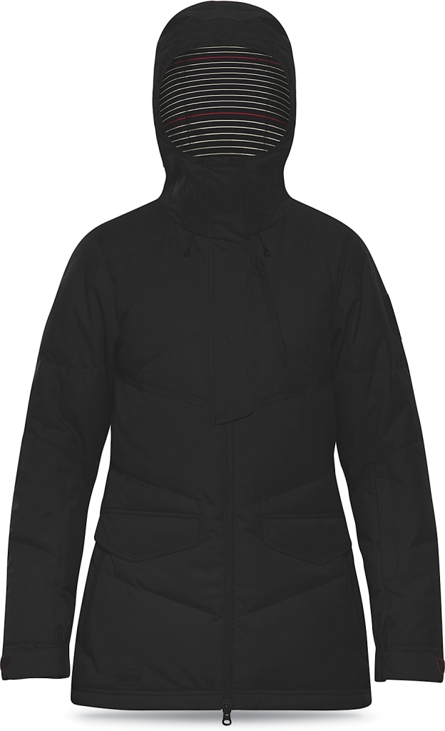 Dakine Womens Lorimer Down Jacket Black-30