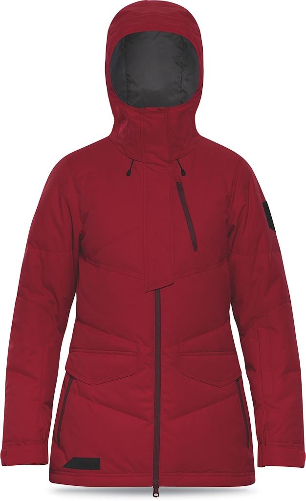 Dakine Womens Lorimer Down Jacket Scarlet-30
