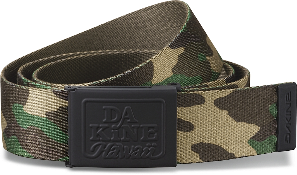 Dakine Hubbard Belt Camo / Brown-30