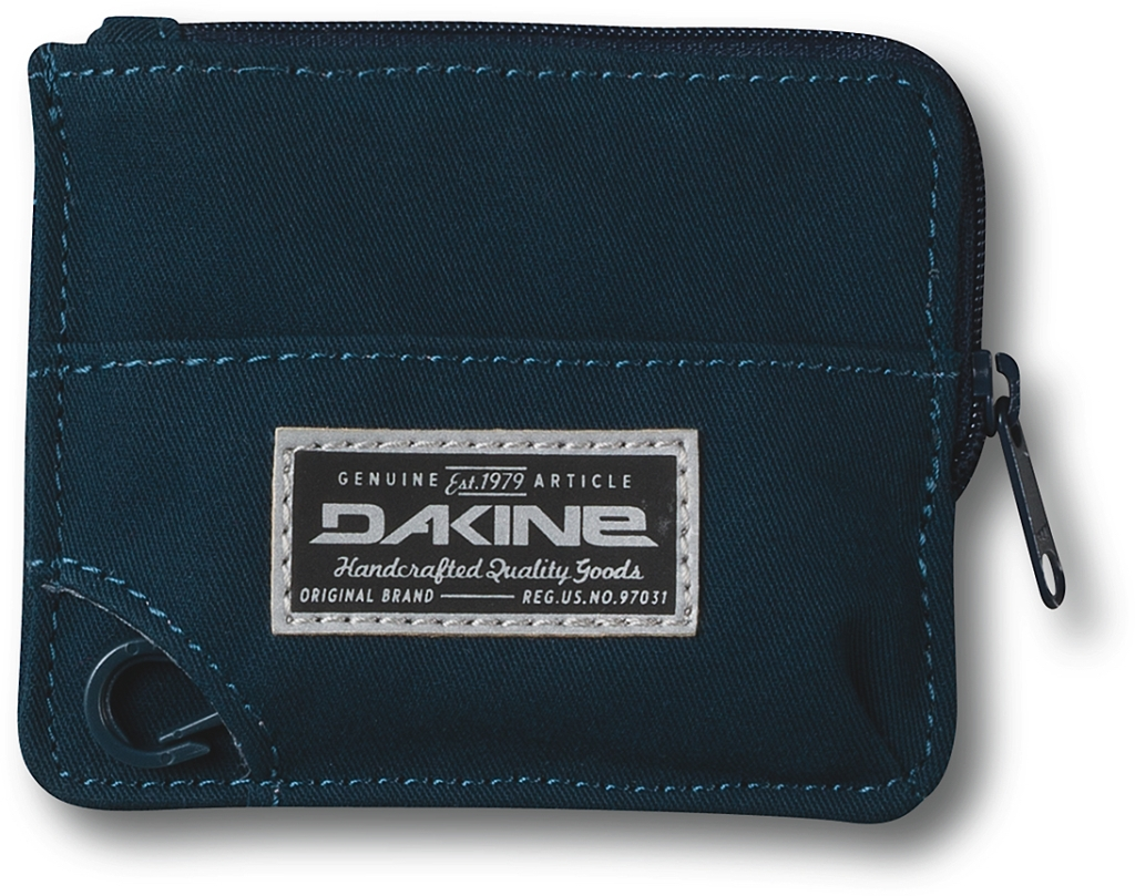 Dakine Eliot Wallet Navy Canvas-30