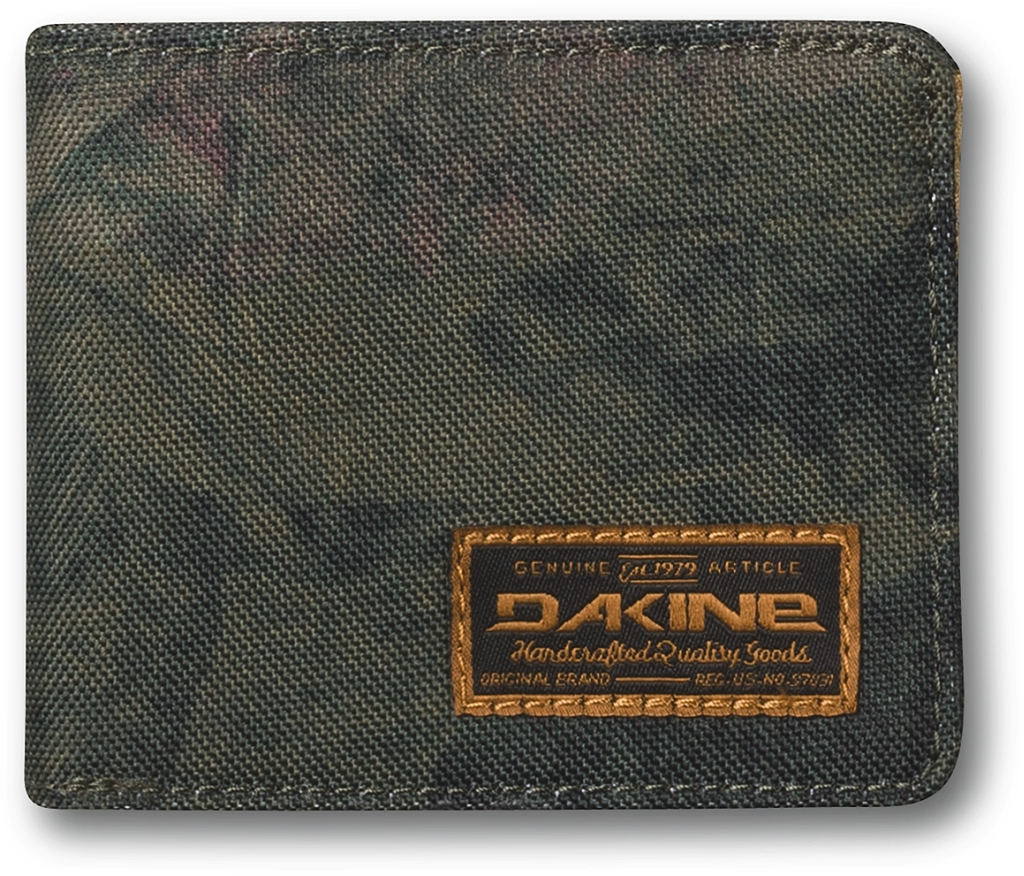 Dakine Payback Wallet Peat Camo-30