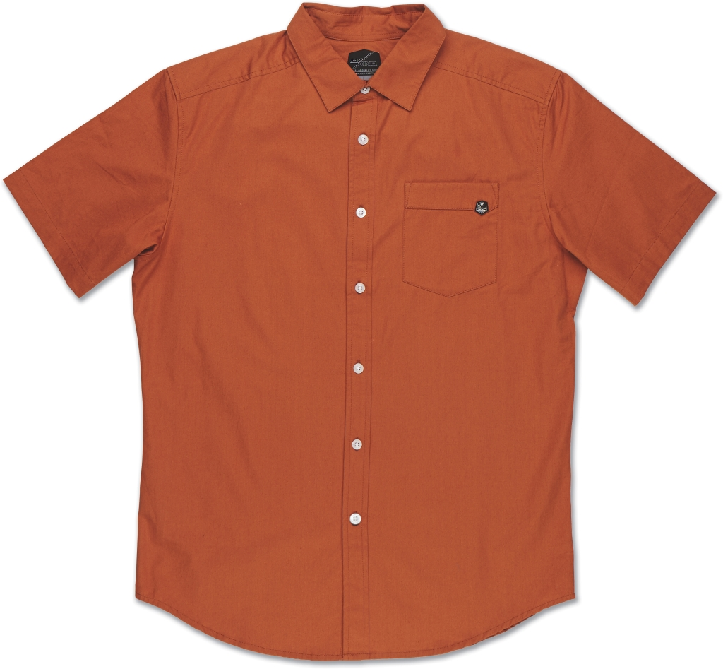 Dakine Backyard Short Sleeve Copper-30