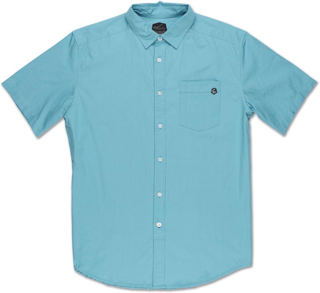 Dakine Backyard Short Sleeve Fresh Mint-30