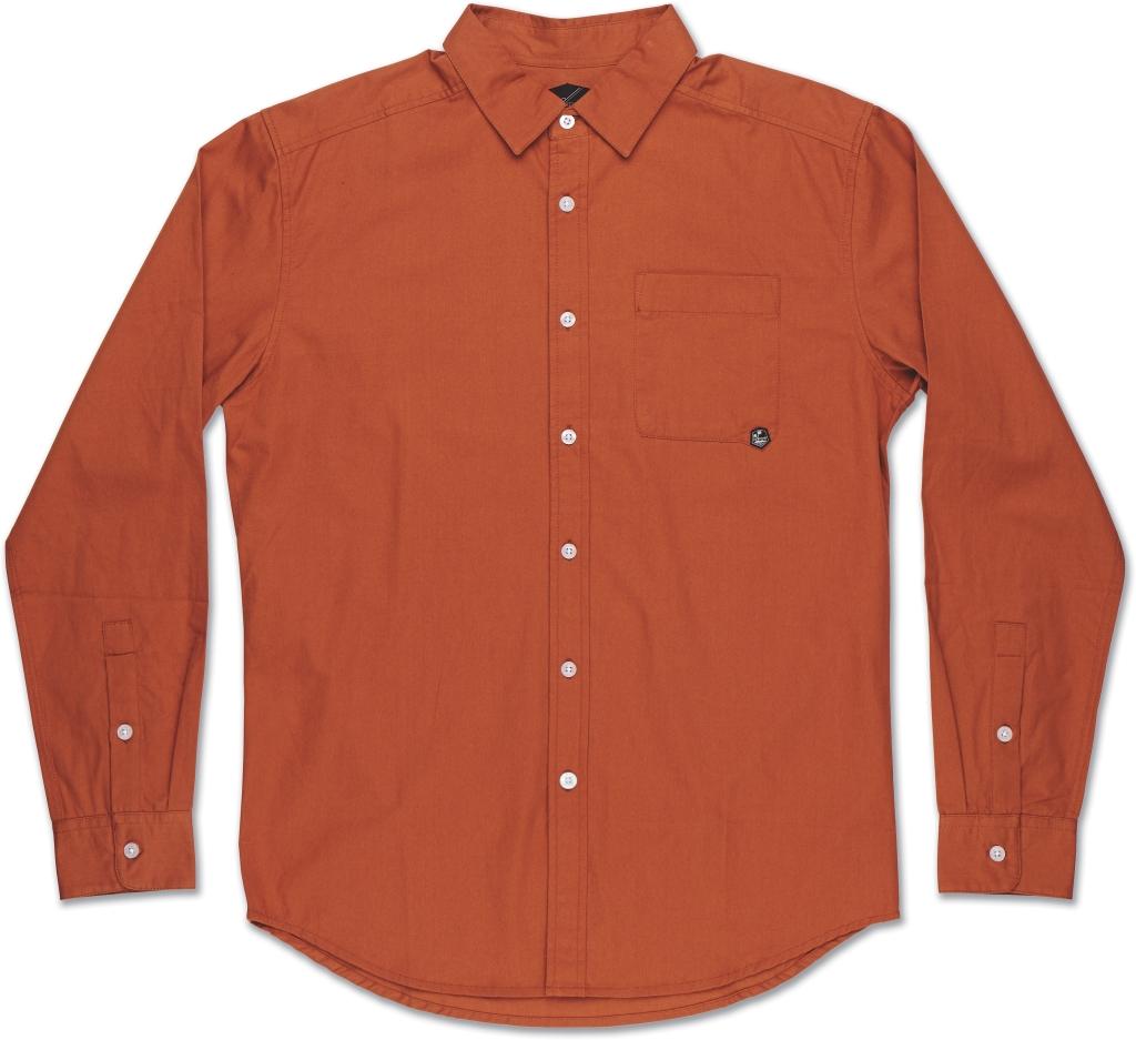 Dakine Backyard Long Sleeve Copper-30
