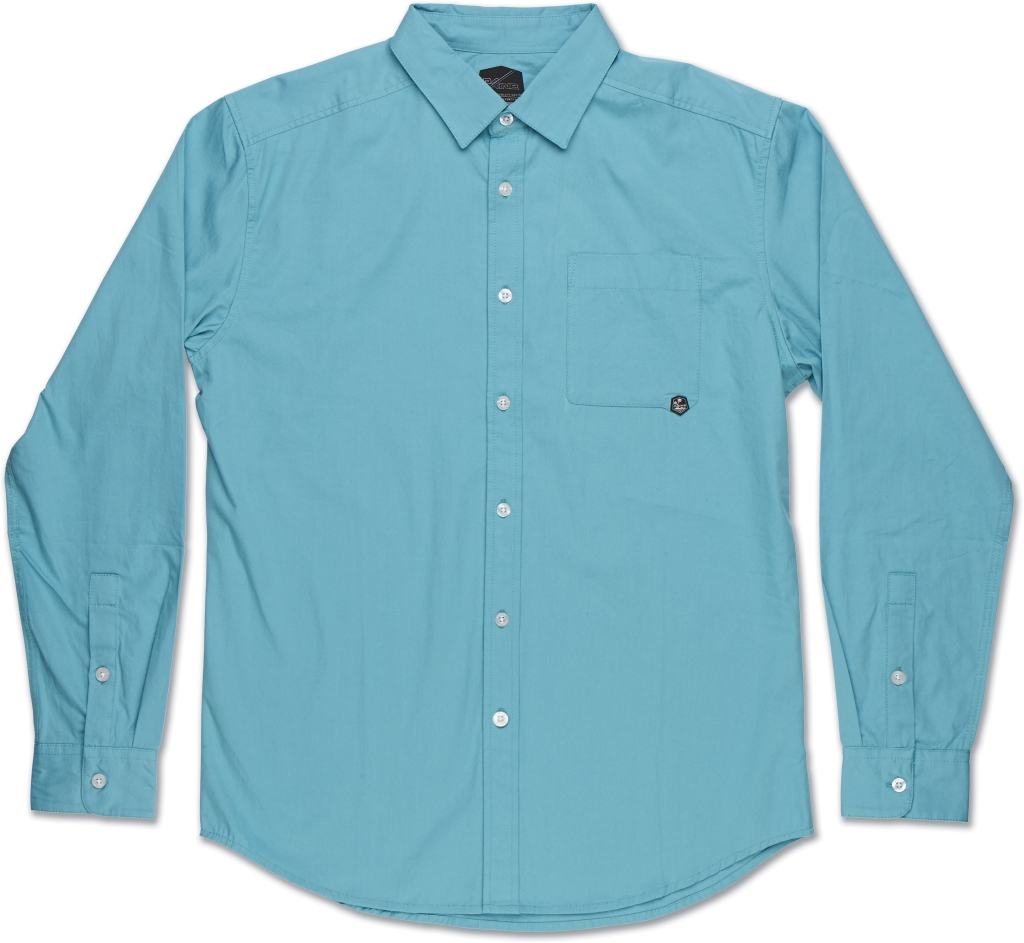 Dakine Backyard Long Sleeve Fresh Mint-30